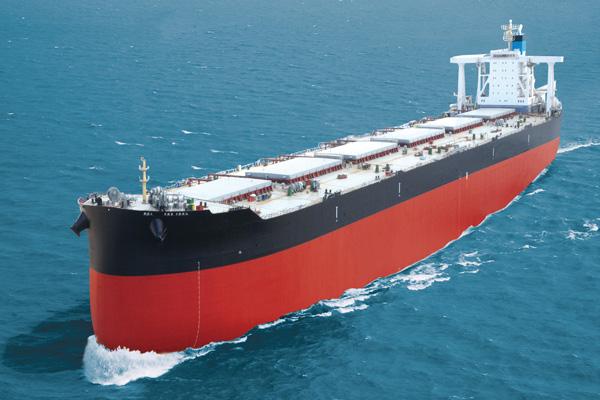 集装箱船图片_大连中远川崎船舶工程有限公司_ 船型数据 -国际船舶网